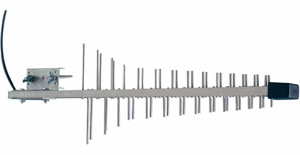 Antenne Mât avec support de fixation
