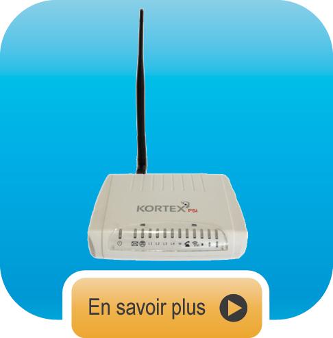 KX ROUTEUR 3G PRO Image