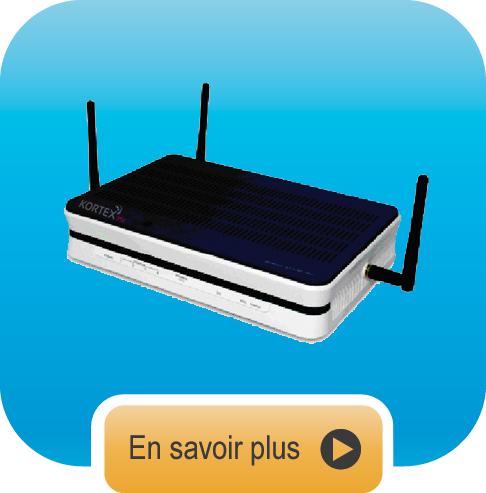 KX 3G ADSL2+ ROUTER Image