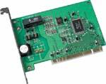 CARTE PCI NUMERIS 128000