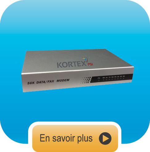 KX NOVAFAX 56K ECOM Image
