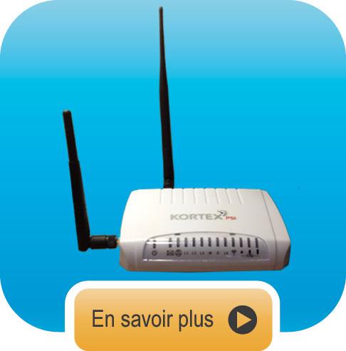 KX ROUTER 4G WIFI PRO VPN