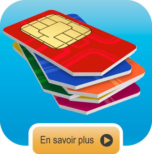 Cartes SIM sur mesure
